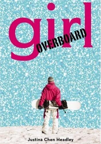 Okładka książki Girl Overboard