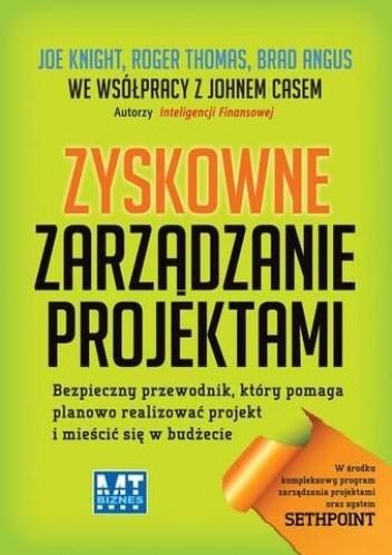 Okładka książki Zyskowne zarządzanie projektami