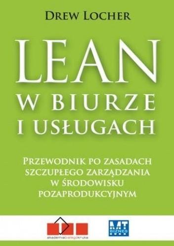 Okładka książki Lean w biurze i usługach