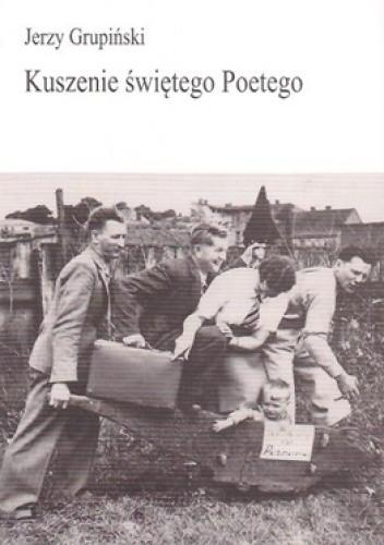 Okładka książki Kuszenie świętego Poetego