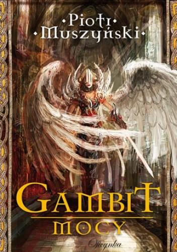 Okładka książki Gambit mocy