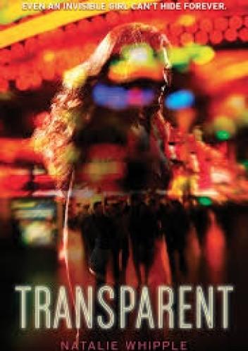 Okładka książki Transparent