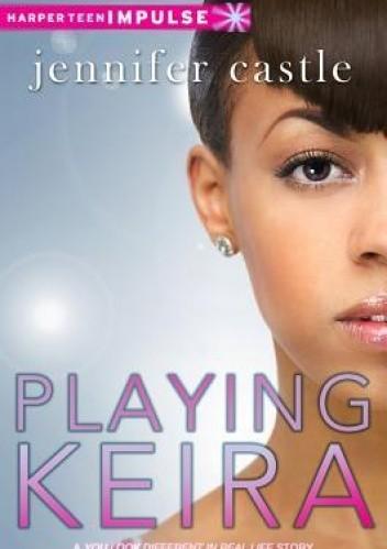 Okładka książki Playing Keira