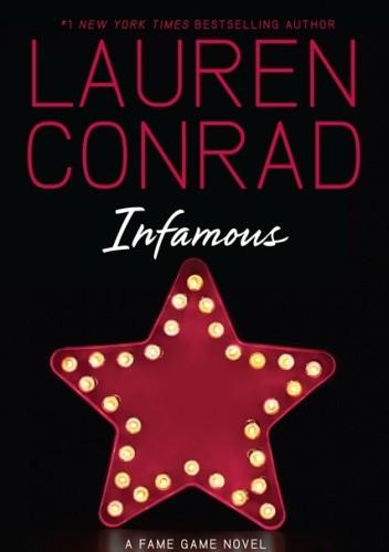 Okładka książki Infamous: A Fame Game Novel