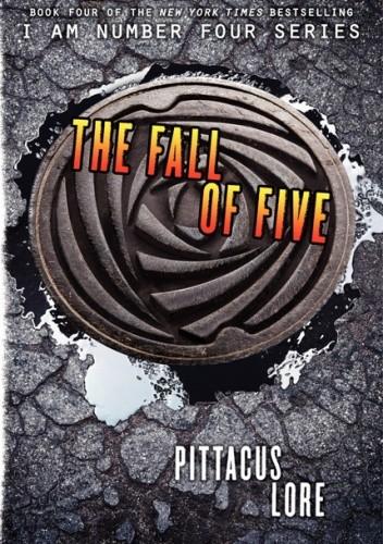 Okładka książki The Fall of Five