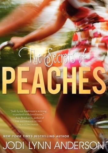 Okładka książki The Secrets of Peaches