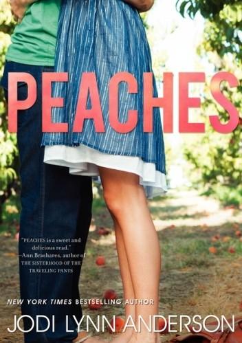 Okładka książki Peaches