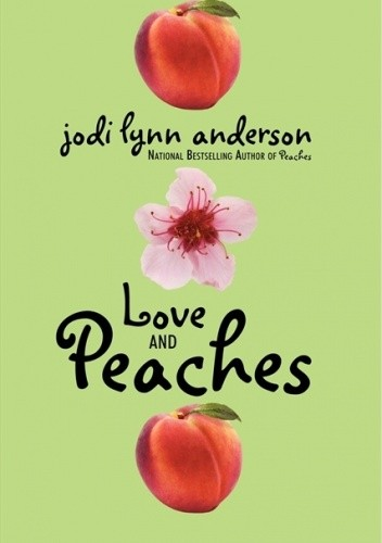 Okładka książki Love and Peaches