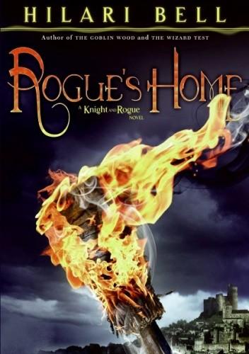 Okładka książki Rogue's Home