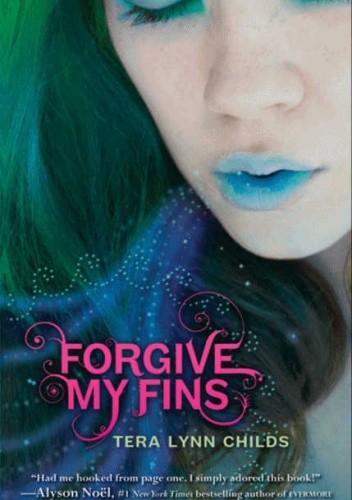 Okładka książki Forgive My Fins