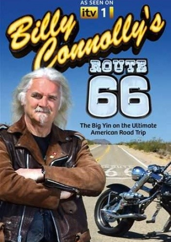 Okładka książki Billy Connolly's Route 66. The Big Yin on the Ultimate American Road Trip