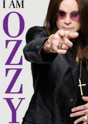 Okładka książki I Am  Ozzy