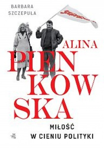Okładka książki Alina. Miłość w cieniu polityki