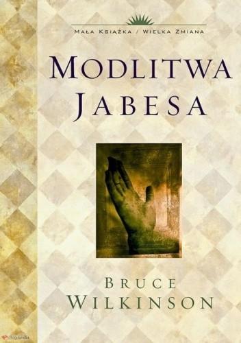 Okładka książki Modlitwa Jabesa