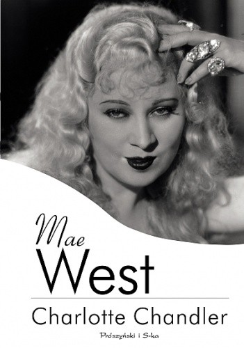 Okładka książki Mae West