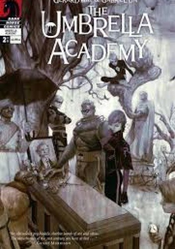 Okładka książki The Umbrella Academy: Apocalypse Suite #2: We Only See Each Other At Weddings And Funerals