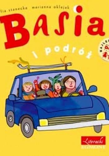Okładka książki Basia i podróż.