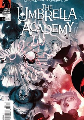 Okładka książki The Umbrella Academy: Apocalypse Suite #3: Dr. Terminal's Answer