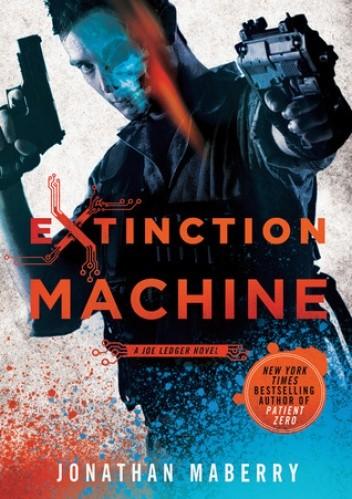 Okładka książki Extinction Machine