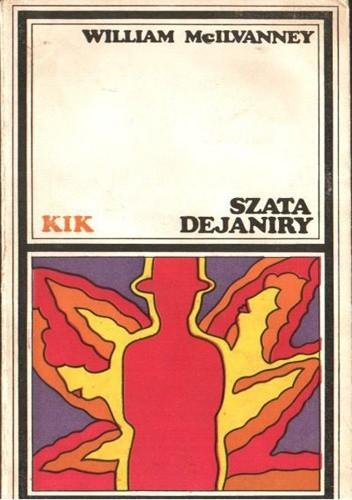 Okładka książki Szata Dejaniry