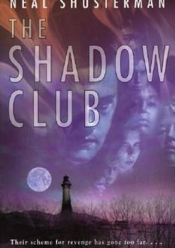 Okładka książki The Shadow Club