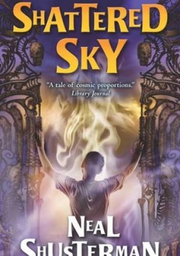 Okładka książki Shattered Sky
