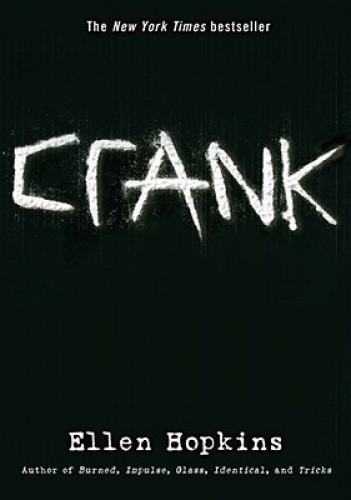 Okładka książki Crank