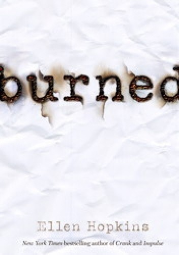 Okładka książki Burned