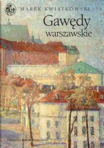 Okładka książki Gawędy warszawskie