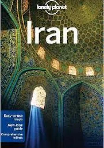 Okładka książki Iran