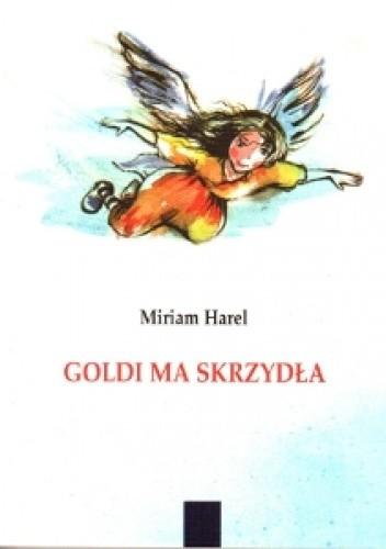 Okładka książki Goldi ma skrzydła