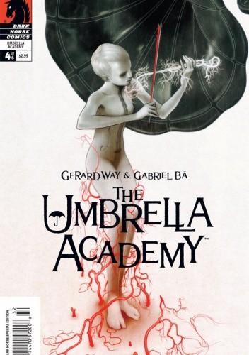 Okładka książki The Umbrella Academy: Apocalypse Suite #4: Baby, I'll Be Your Frankenstein