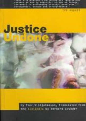 Okładka książki Justice Undone