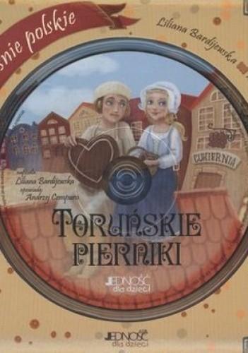 Okładka książki Toruńskie pierniki. Baśnie polskie
