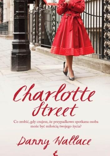 Okładka książki Charlotte Street