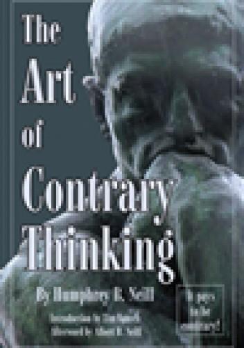 Okładka książki Art of Contrary Thinking