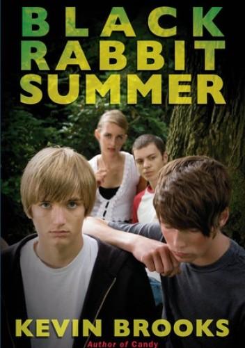 Okładka książki Black Rabbit Summer