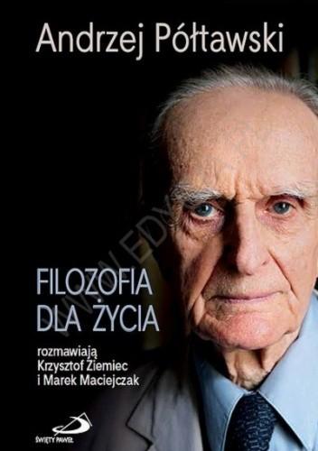 Okładka książki Filozofia dla życia