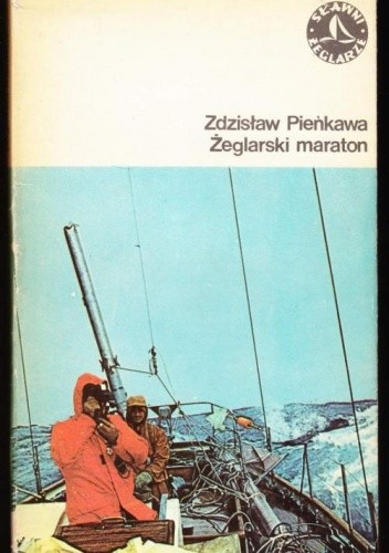 Okładka książki Żeglarski maraton
