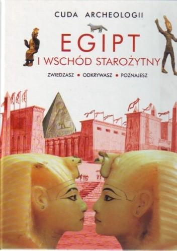 Okładka książki Egipt i wschód starożytny