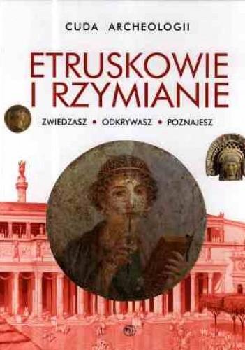 Okładka książki Etruskowie i Rzymianie