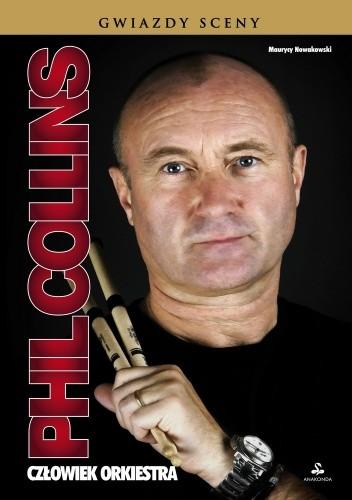 Okładka książki Phil Collins. Człowiek orkiestra