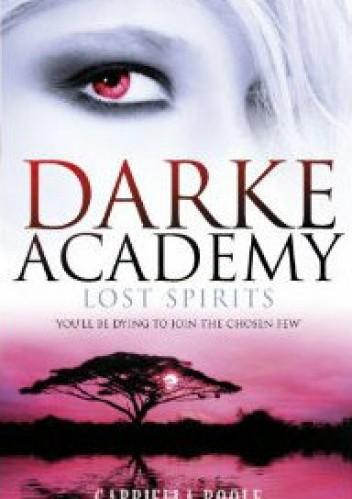 Okładka książki Lost Spirits