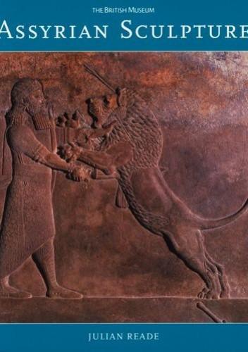 Okładka książki Assyrian Sculpture
