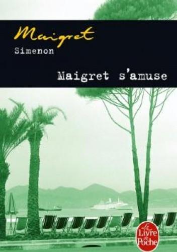 Okładka książki Maigret s'amuse