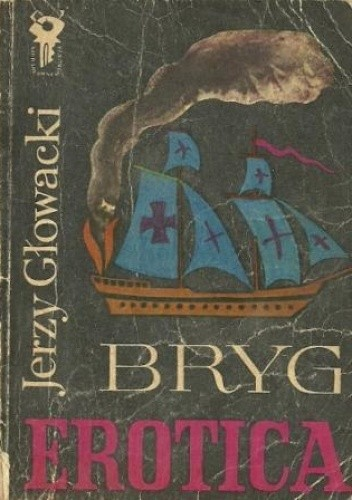 Okładka książki Bryg  Erotica