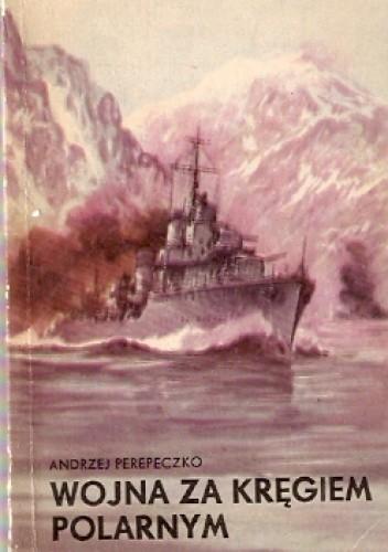 Okładka książki Wojna za kręgiem polarnym