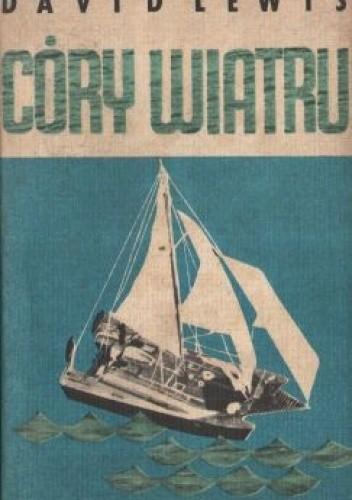 Okładka książki Córy wiatru