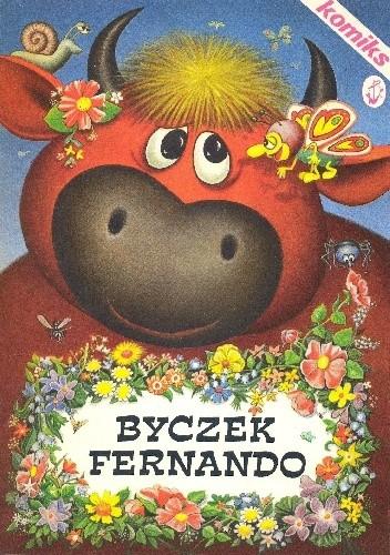 Okładka książki Byczek Fernando