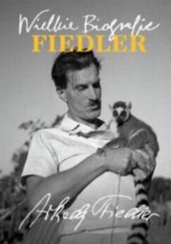 Okładka książki Fiedler
